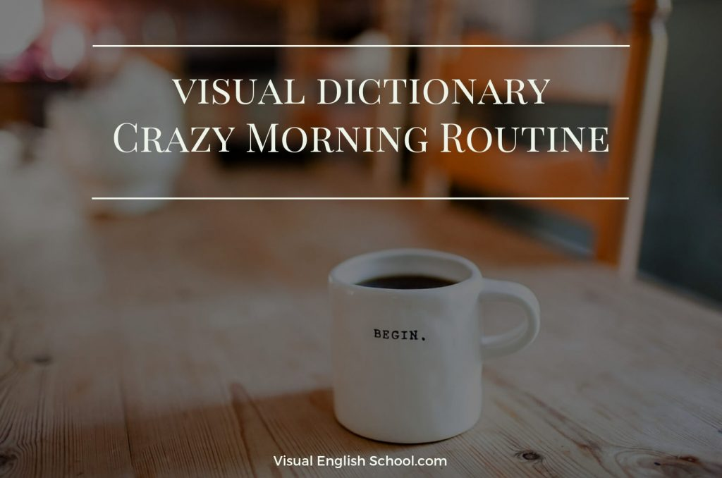 morning-routine-vocabulary-in-English