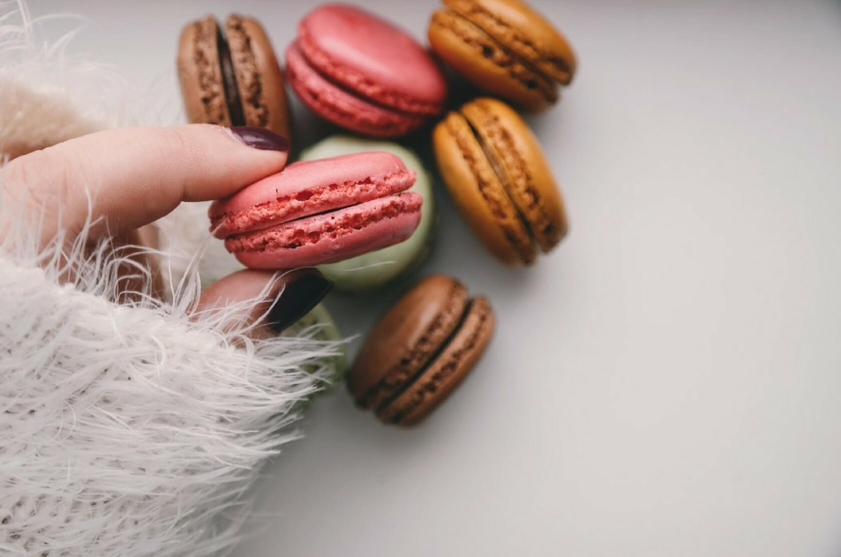 Short movies are short and sweet like French macarons