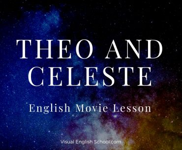 English Movie Lesson Theo and Celeste