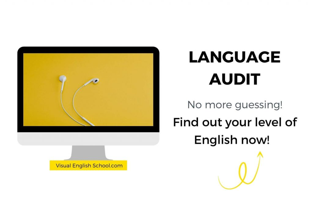 Here you can carry out an English language audit.